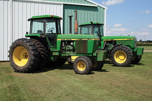 Mickle Farm Equipment Auction Schrader Real Estate And
