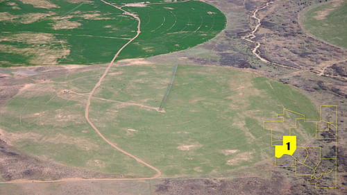 9698 Acres Offered In 14 Tracts N W Oklahoma 2700 Irrigated Acres