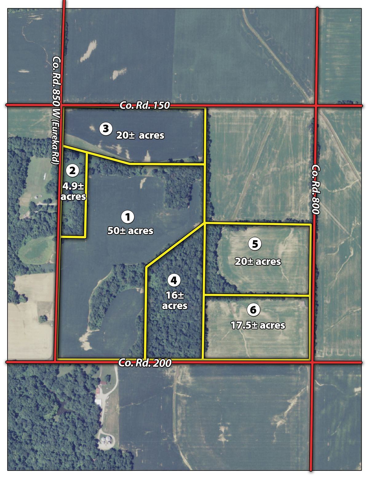 Indiana spencer county rockport - Tract Maps