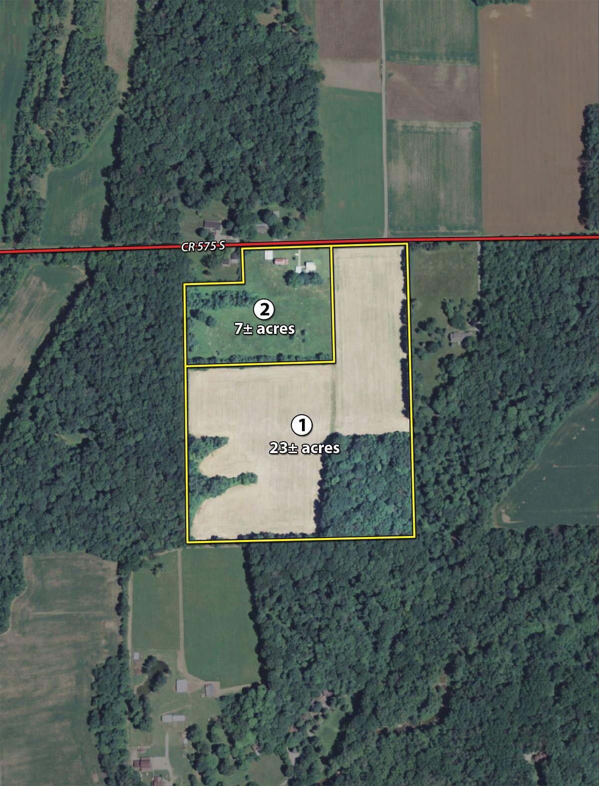 Indiana madison county markleville - Tract Maps