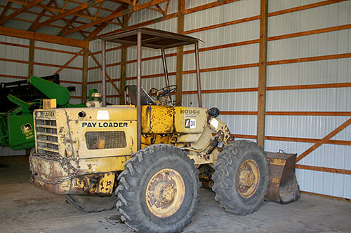 FARM EQUIPMENT AUCTION - FARM EQUIPMENT AUCTION IN CASS