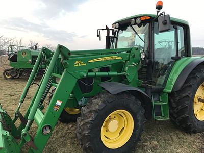FARM EQUIPMENT AUCTION - AREA FARMERS & CONTRACTORS