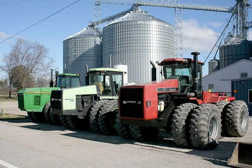 FARMERS GRAIN AG LLC EXTRA FARM EQUIPMENT AUCTION IN VAN