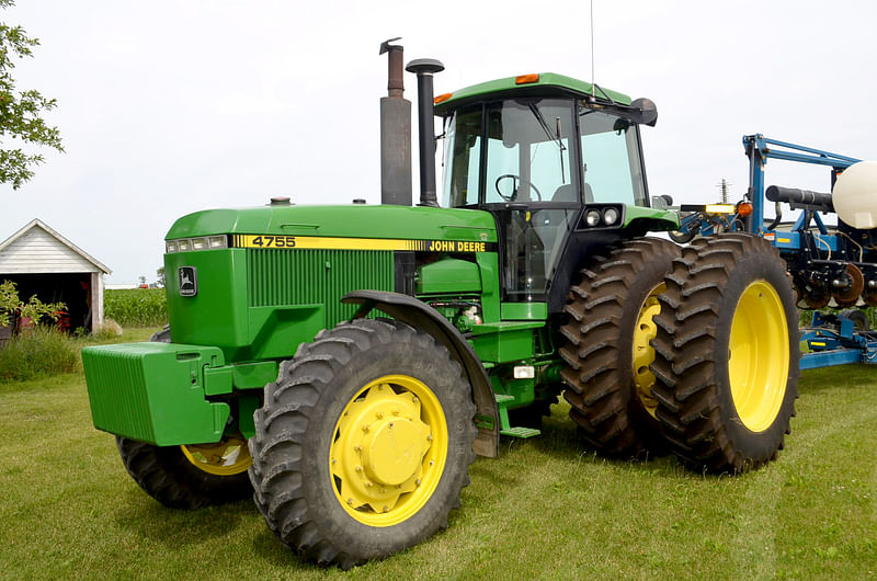 Farm Equipment Auction In Paulding County Ohio Schrader