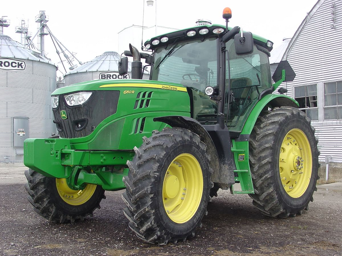FARM EQUIPMENT AUCTION IN HAMILTON COUNTY, INDIANA - Schrader Real ...