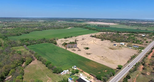 REAL ESTATE AUCTION - LAND AUCTION - 303+/- ACRES OFFERED IN
