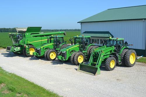 FARM EQUIPMENT AUCTION - ABSOLUTE FARM EQUIPMENT AUCTION IN BOND