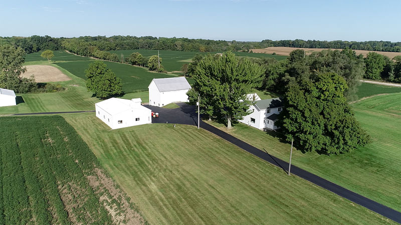 REAL ESTATE & PERSONAL PROPERTY AUCTION IN WHITLEY COUNTY, INDIANA