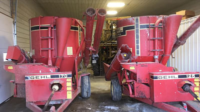 FARM EQUIPMENT AUCTION - AREA FARMERS EQUIPMENT AUCTION IN