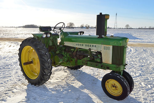 AREA FARMERS EQUIPMENT AUCTION IN WHITLEY COUNTY, INDIANA