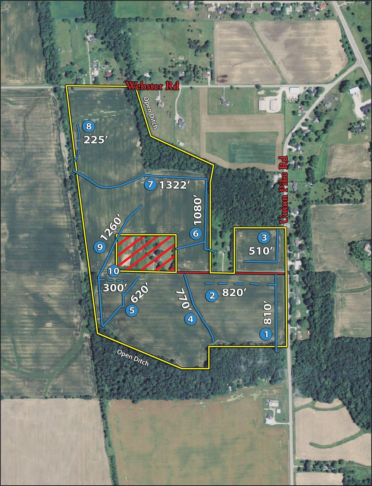 Richmond Auto Auction >> 87+/- Acre Grain Farm - Schrader Real Estate and Auction ...