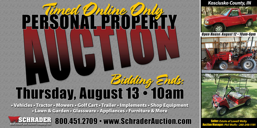 Auction Slider